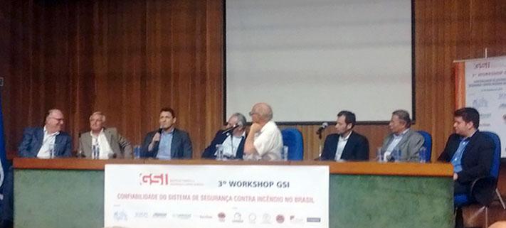 Terceiro Workshop GSI